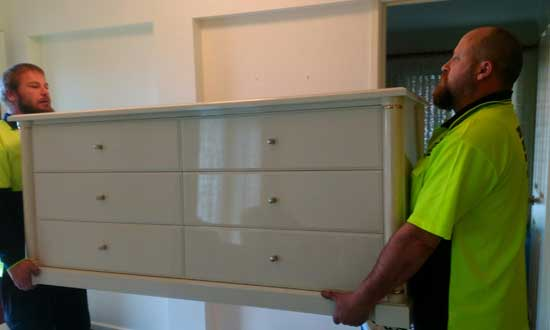 Furniture Removals Nowra