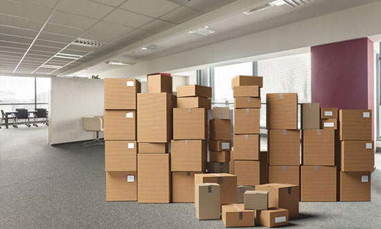 Office Removals South Coast